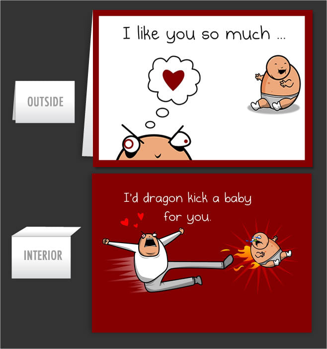 Why Working At Home is Both Horrible and Awesome Poster The Oatmeal – The Oatmeal Birthday Card