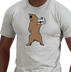 Bears Love Boomboxes Shirt