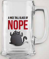 NOPE Beer Steins