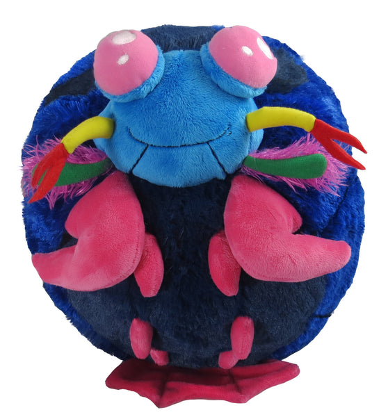 Oversized Mantis Shrimp Squishable + Sticker