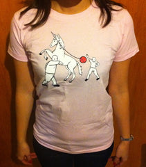 Unicorn Tetherball - Shirt