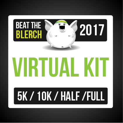 Beat The Blerch Virtual Race 2017