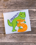 Dinosaur Party Shirt | Dinosaur Birthday Shirt | Dino Birthday Shirt