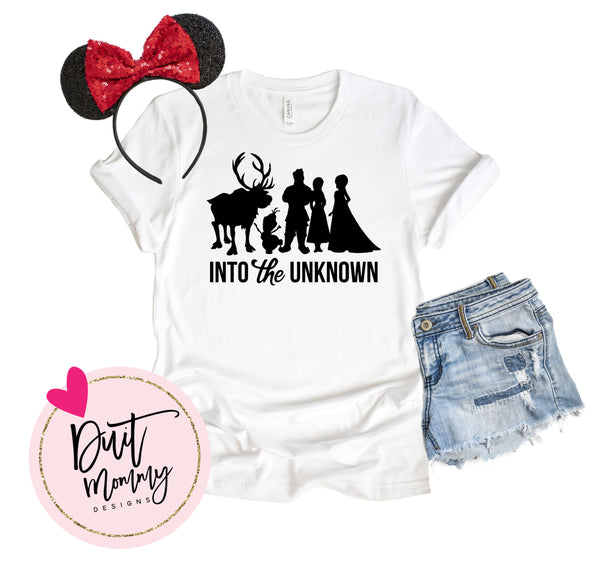 Into The Unknown Shirt | Frozen 2 Shirt