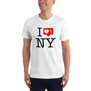 "I ""Like"" NY - Black T-Shirt"