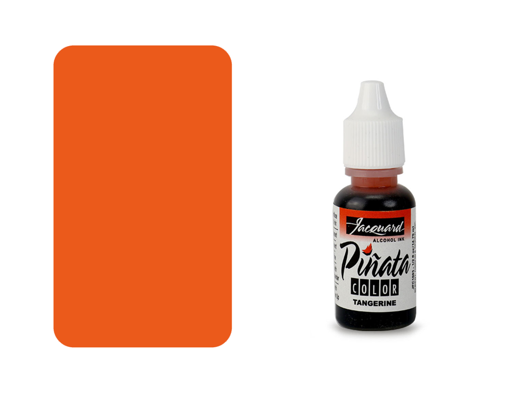 "Jacquard Piñata Alcohol Ink ""Tangerine"" - 14ml"