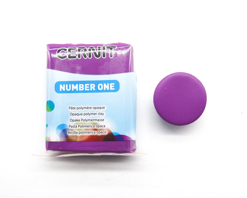 Cernit Number One 56g - Purple