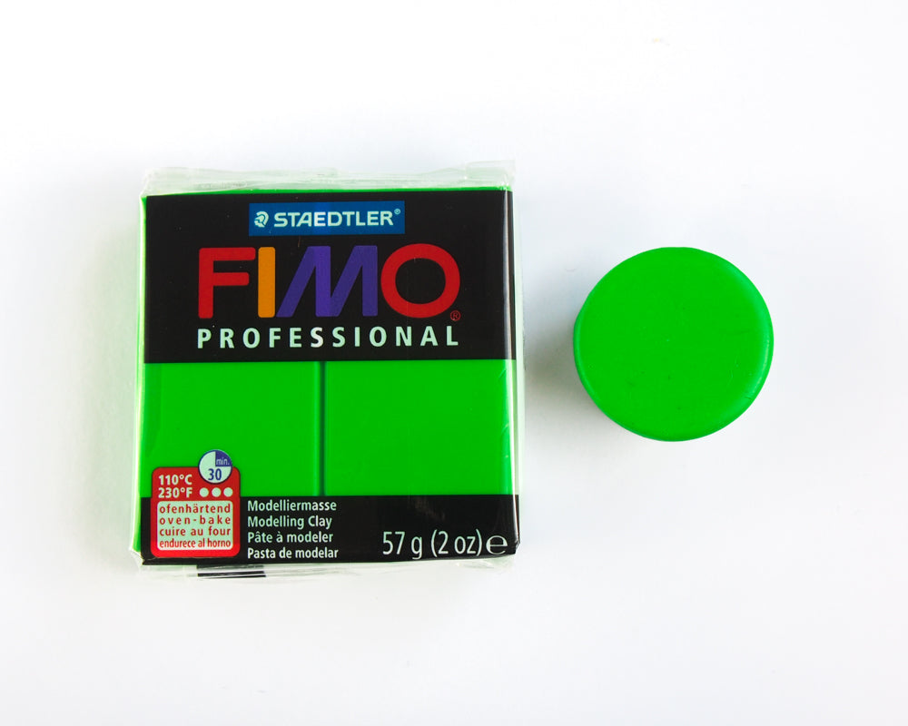 Fimo Professional 57g - Sap Green