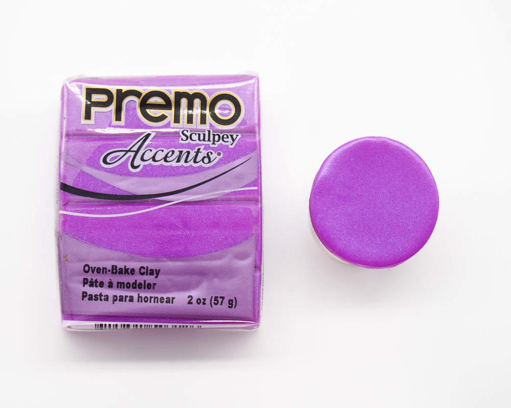 Premo Sculpey 57g - Purple Pearl