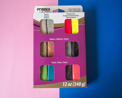 Premo Accents Sampler Pack