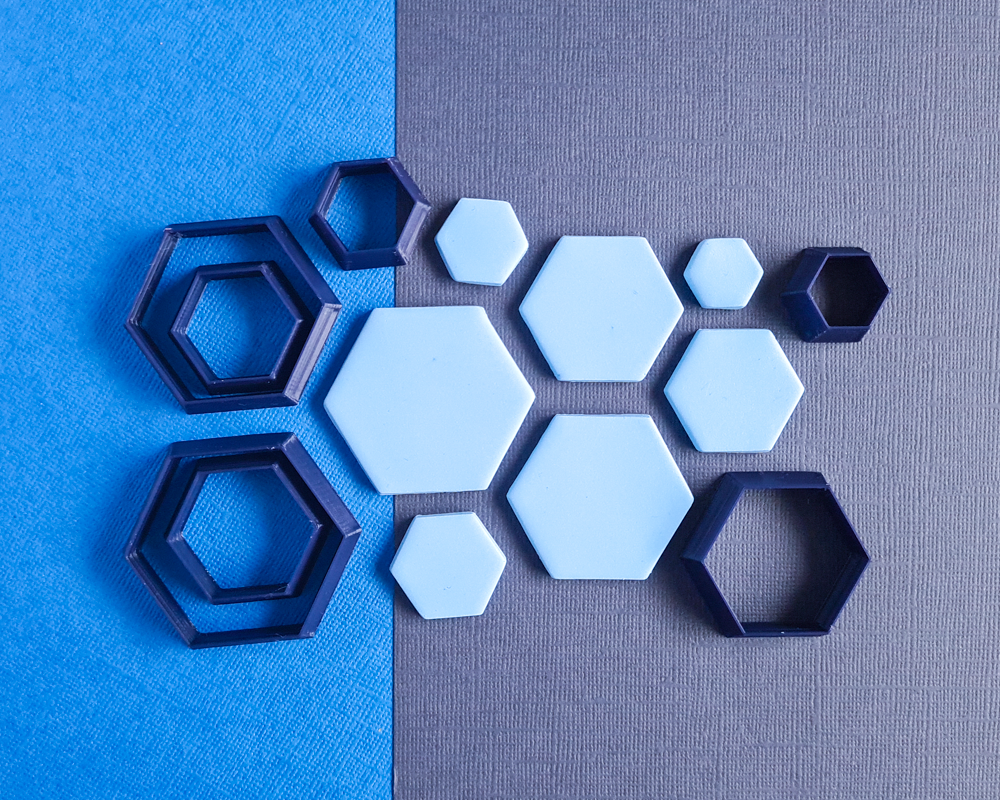 Hexagon Shape Cutters