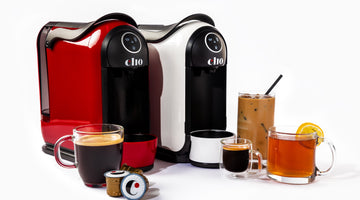 Clio Coffee Launches Next-Gen Coffee System and Subscription Service to Bring Super-Premium Coffee Mainstream