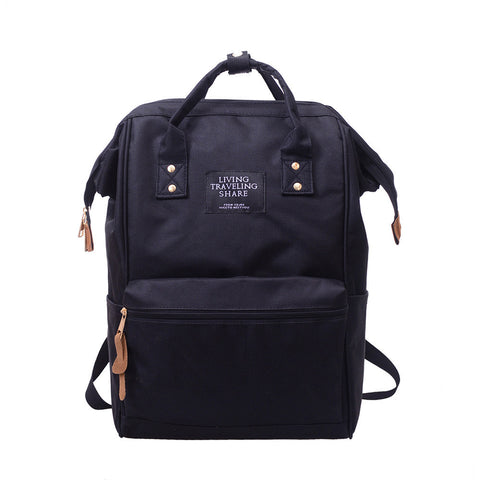 Traveling Double Strap Backpack