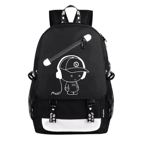 City Walking Backpack