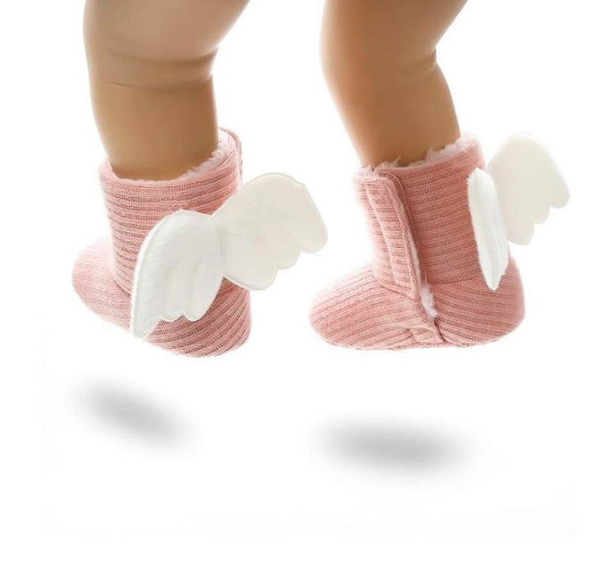 Angel wing boots - Babystation Drive