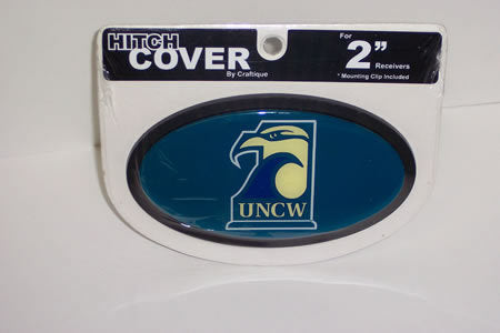 UNCW Trailer Hitch Cover