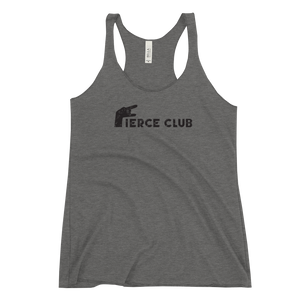 Fierce Club Women's Racerback