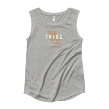Tribe Vibe Ladies' Cap Sleeve T-Shirt