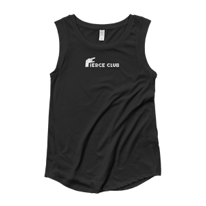 Fierce Club Ladies' Cap Sleeve T-Shirt