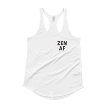 Zen AF Ladies' Shirttail Tank