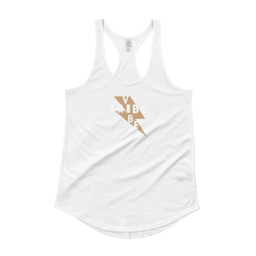 Tribe Vibe Ladies' Shirttail Tank