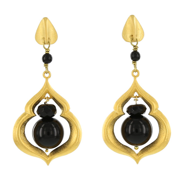MARRAKECH DROPS / BLACK ONYX