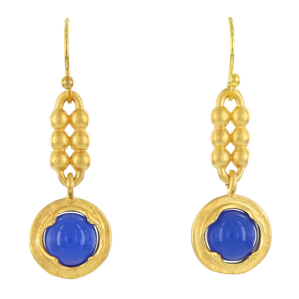 KLIMT FRENCH WIRES / BLUE ONYX