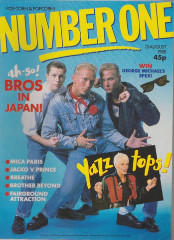 Number One Magazine