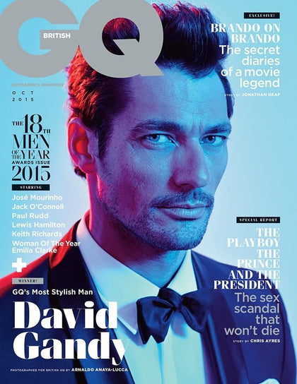 GQ Fashion Magazine