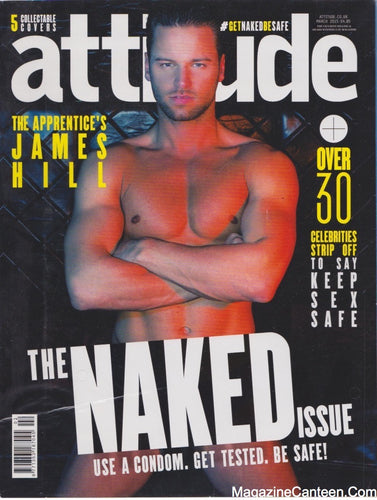 Attitude Magazine - Issue 254 - James Hill