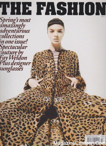 The Fashion Magazine 4 - MariaCarla Boscono 2002 david armstrong