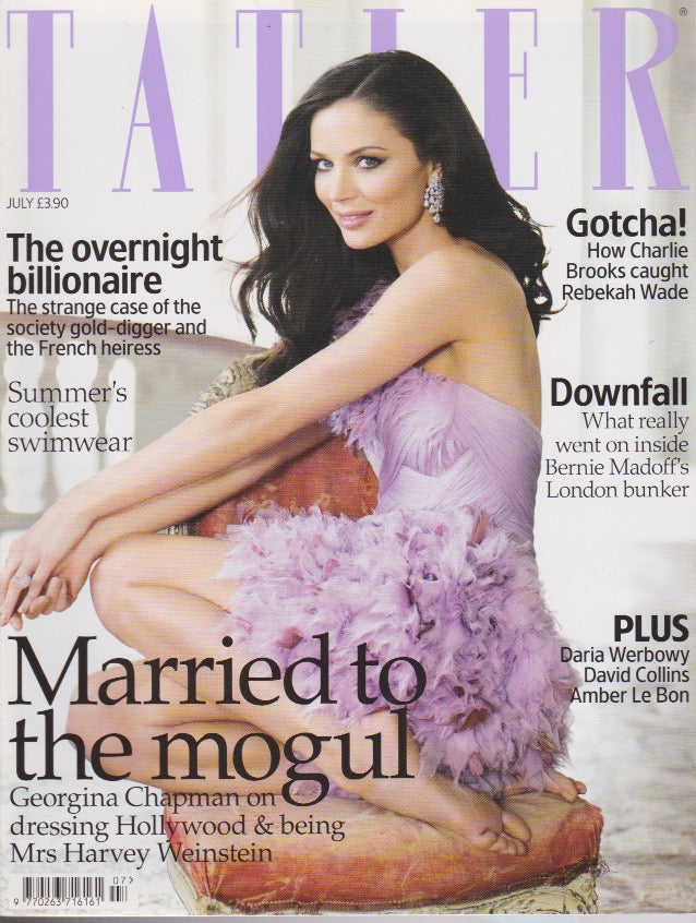 Tatler Magazine - July 2009 - Georgina Chapman