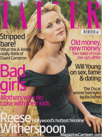 Tatler Magazine - March 2006 - Reese Witherspoon