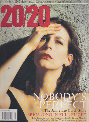 20/20 Magazine - Jamie Lee Curtis