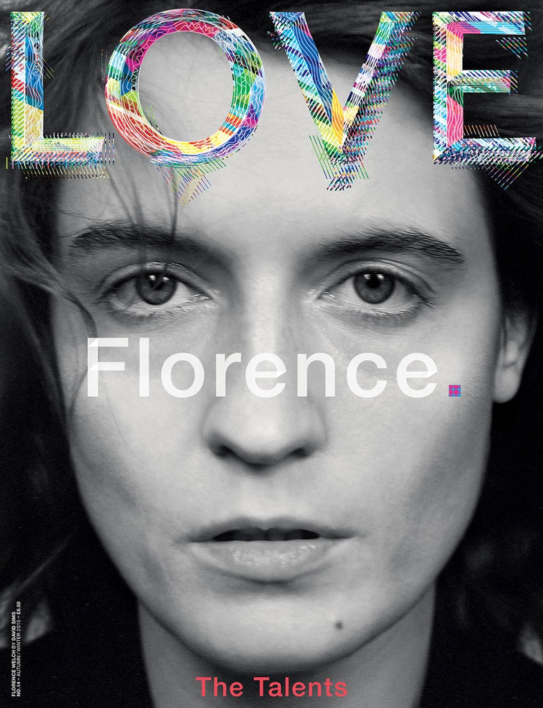 Love Magazine Issue 14 Florence Welch