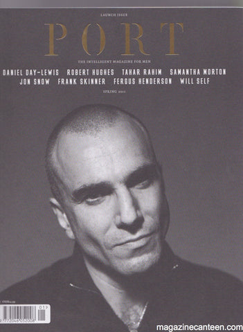 Port Magazine 1. Daniel Day Lewis