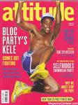 Attitude Magazine - Issue 192 - Kele Okereke - Bloc Party