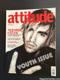 Attitude Magazine / Issue 130 / Charlie Simpson