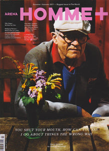 Arena Homme + Magazine 47 - David Hockney