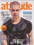 Attitude Magazine -2011 - 209 - Max George - The Wanted