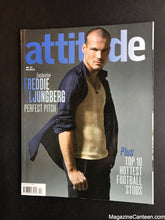 Load image into Gallery viewer, Attitude Magazine / Issue 144 / Freddie Ljungberg