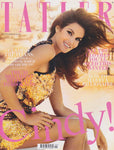 Tatler Magazine - September 2011 - Cindy Crawford