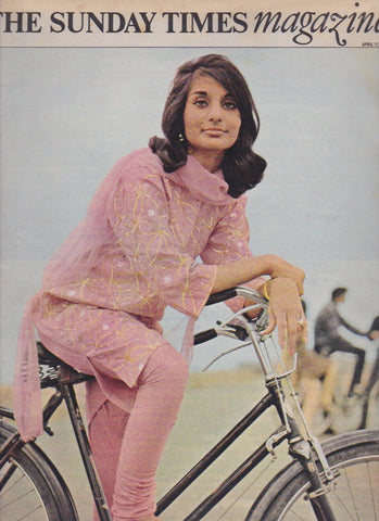 The Sunday Times Magazine 1966 - India by Snowdon