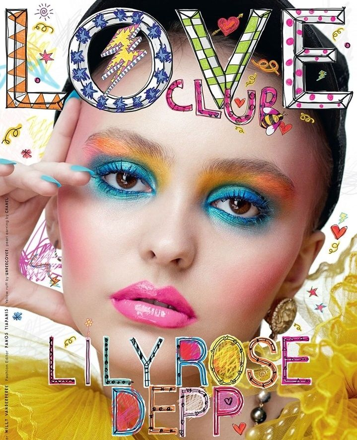 Love Magazine Issue 15 Lily-Rose Depp