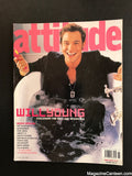 Attitude Magazine / Issue 115 / Will Young