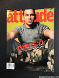 Attitude Magazine / Issue 105 / Cristian Solimeno