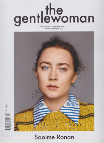 The Gentlewoman Magazine 12 - Saoirse Ronan