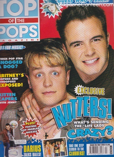 Top Of The Pops Magazine  89 - Westlife