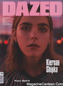 Dazed & Confused Magazine 2016  / Kiernan Shipka