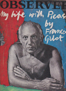 The Observer Magazine 1964 - Picasso